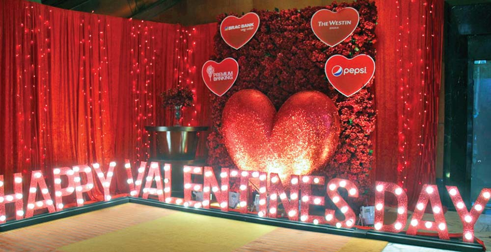 Cupid's fest at The Westin Dhaka