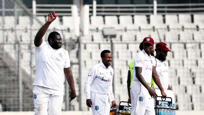 Bangladesh bundled out for 296