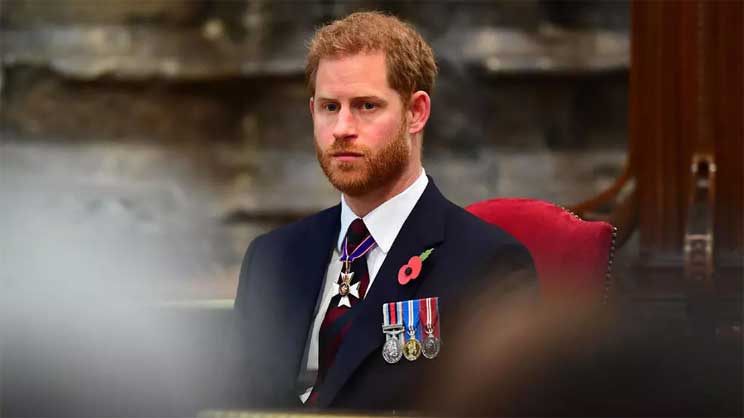 UK's Prince Harry to lose all honorary titles