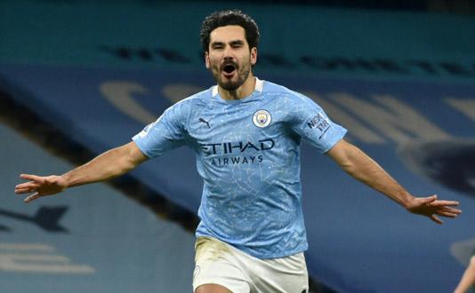 Gundogan central to Man City's latest Champions League pursuit