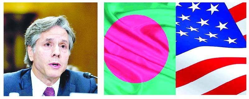 Antony Blinken's maiden visit to Bangladesh: Beginning of a new era?