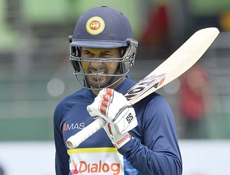 Sri Lanka's Tharanga retires from international cricket