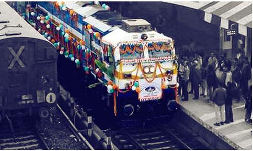Dhaka-Jalpaiguri passenger train starts Mar 26