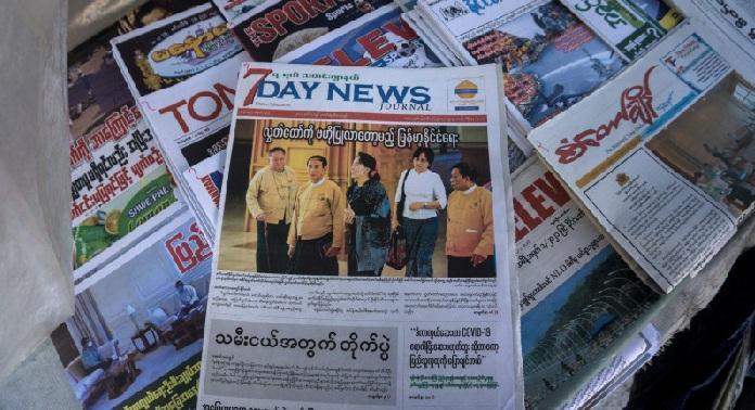 Myanmar's civil servant strikes start to bite