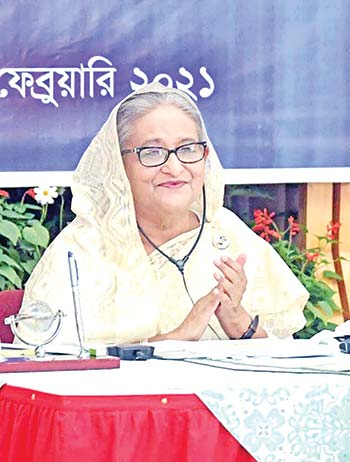 PM to speak on BD's graduation from LDC at press confce today
