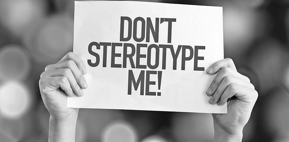 Stereotypes of a patriarchal society