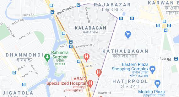 Young woman dies after being pushed from roof in Kalabagan