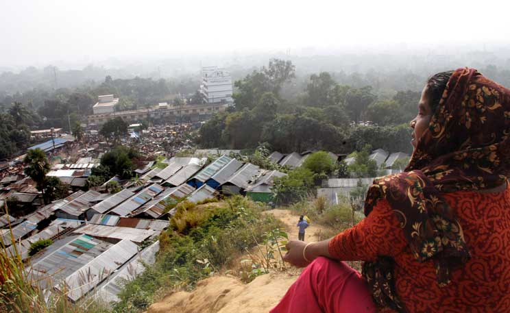 Chattogram grapples with climate migrants