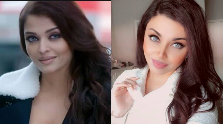 Aishwarya's Pakistani doppelganger Aamna Imran stuns internet