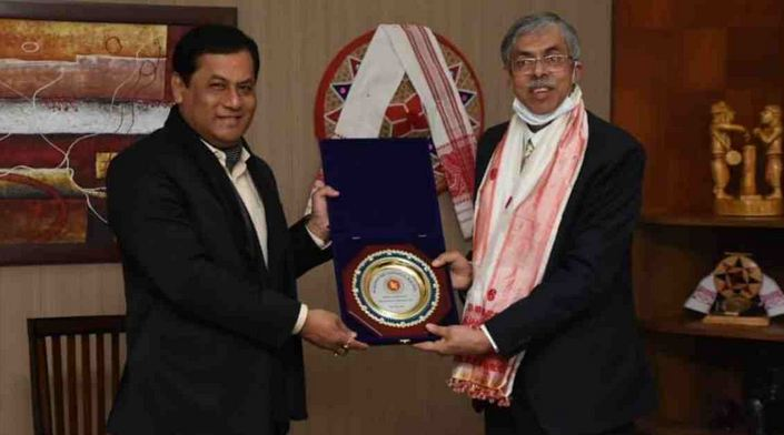 Assam CM for regular contacts to boost trade, resolve complexities