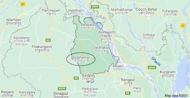 One killed in election violence in Nilphamari