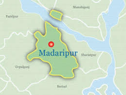 Child burnt alive in Madaripur