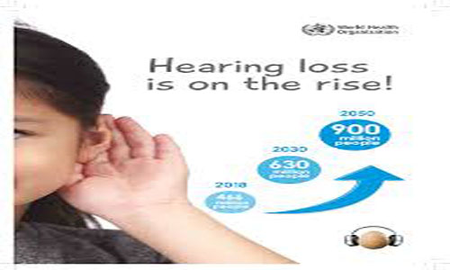 1 in 4 people projected to have hearing problems by 2050: WHO
