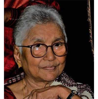 Veteran theatre activist Lily Chowdhury passes away