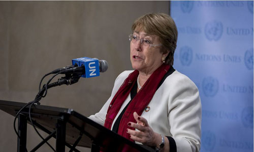 UN rights chief urges transparent probe into writer's death, review of DSA