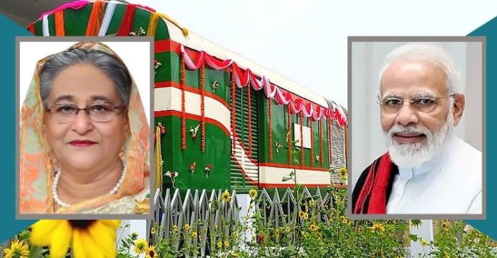 Hasina-Modi to launch Dhaka-Jalpaiguri train on March 26