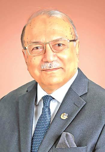 Kazi Akram Uddin gets Best Taxpayer Award