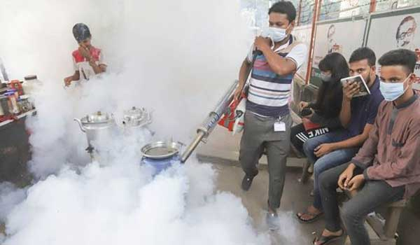 Dhaka city corporations redraw battle plan as mosquito sting thrives