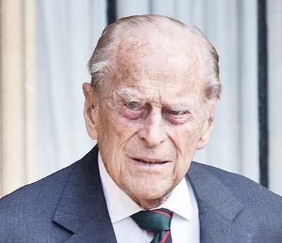 Queen Elizabeth II's husband has 'successful' heart procedure