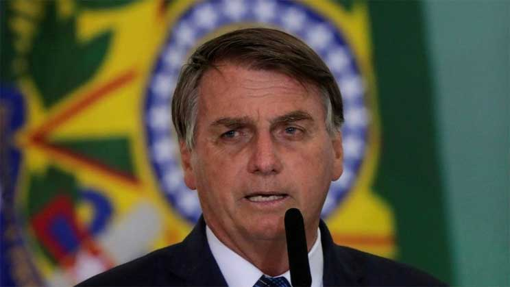 COVID: Bolsonaro tells Brazilians to 'stop whining' as deaths spike