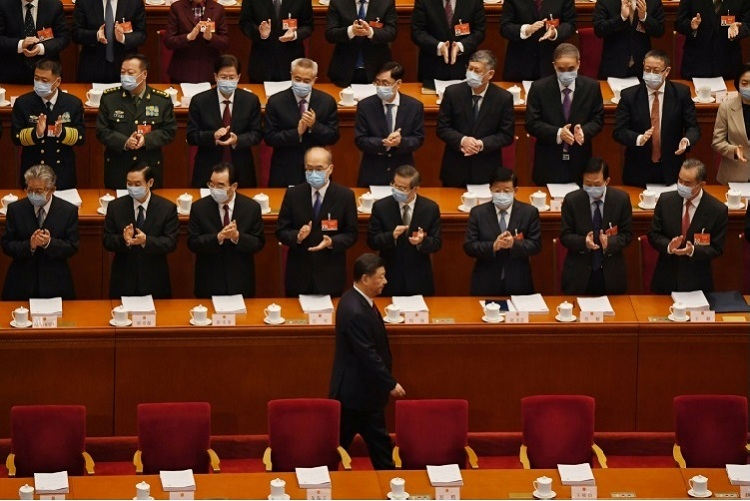 Chinese President Xi Jinping has told officials to push the use of the Mandarin language in Inner Mongolia. Photo: AFP