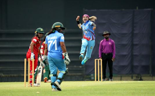 Bangladesh Blue makes winning start