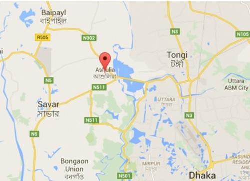 Police SI killed in Savar road crash