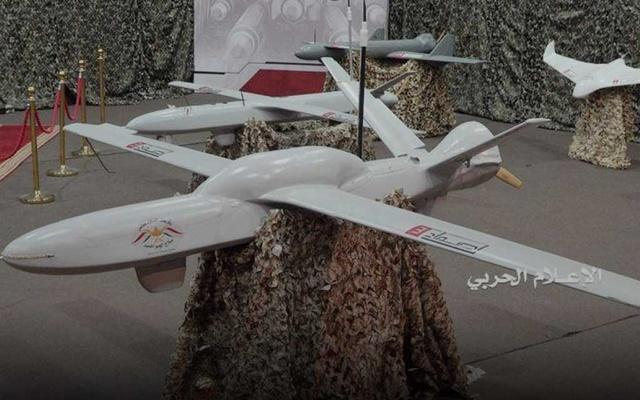 Saudi-led coalition destroys 10 Houthi drones: Saudi TV
