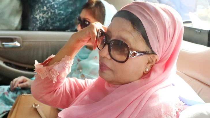 Govt may extend Khaleda's tenure of release 6 more months
