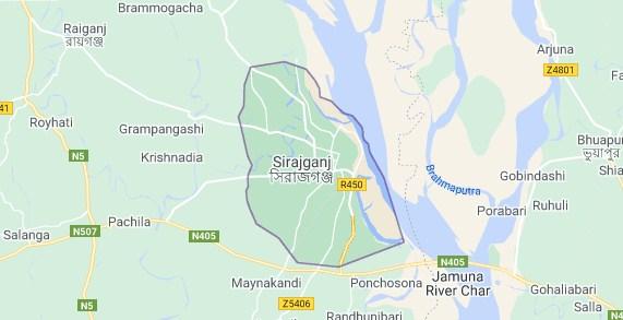 Worker dies as pillar collapse on him in Sirajganj