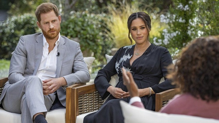 12 things we learned from Meghan's Oprah interview