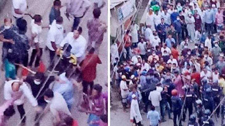 One killed, 50 injured in Noakhali AL factional clash