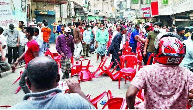 Police file case over Noakhali clash