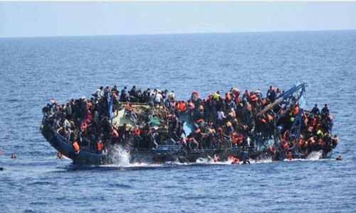 39 migrants drown off Tunisia boats capsize
