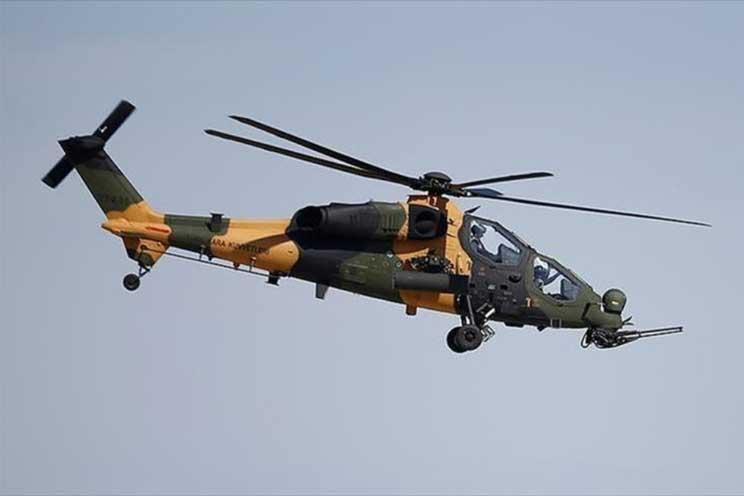 US blocks delivery of Turkish gunships to Pakistan