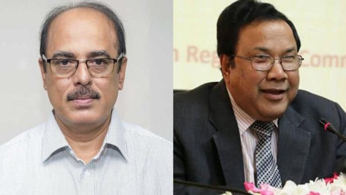 Md Moinuddin Abdullah (Left) and Jahurul Huque (Right). FILE PHOTO