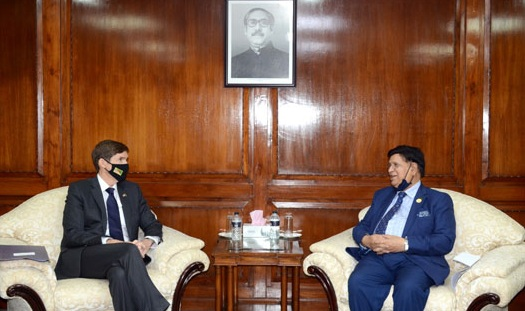 High-level US dignitary likely to visit Dhaka: Miller