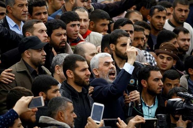 Yahya Sinwar re-elected as Hamas chief in Gaza