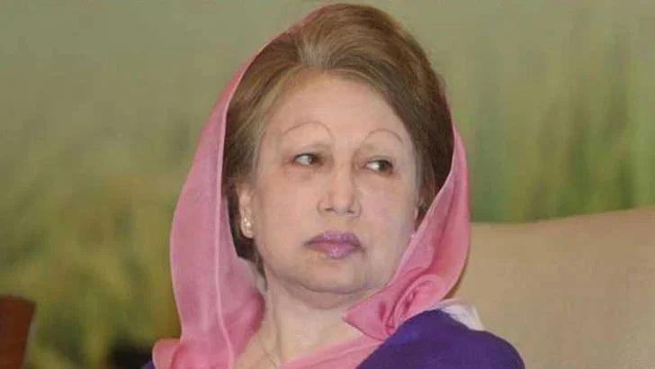 Prayer for extension of Khaleda's jail sentence suspension in PM's hands