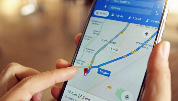 Google Maps will let you add new roads