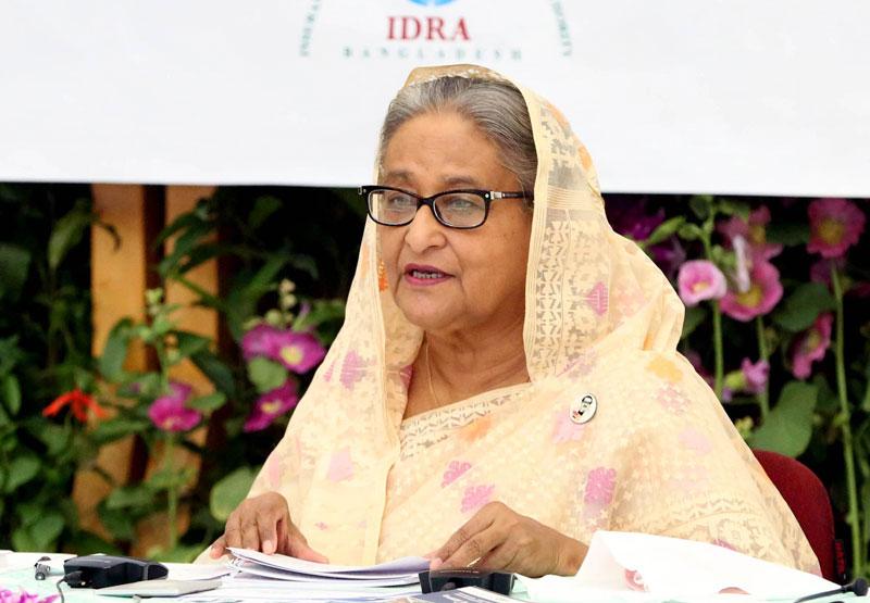 PM launches Bangladesh Infrastructure Development Fund
