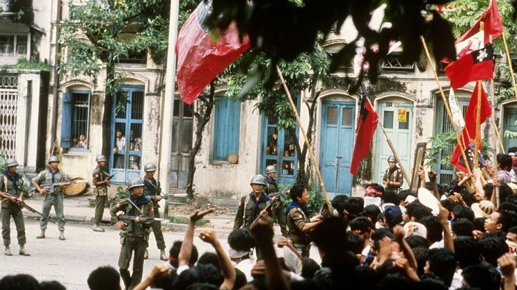 1988 v 2021: A tale of two Myanmar protests