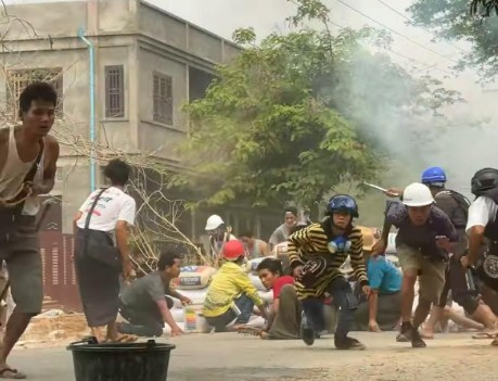 Myanmar protesters defiant as two more killed