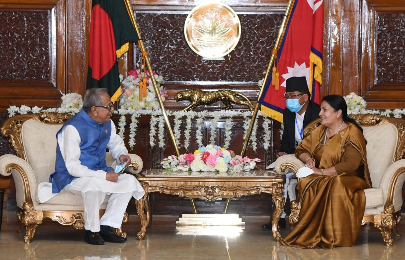Nepal keen to work together utilizing two countries' potentials