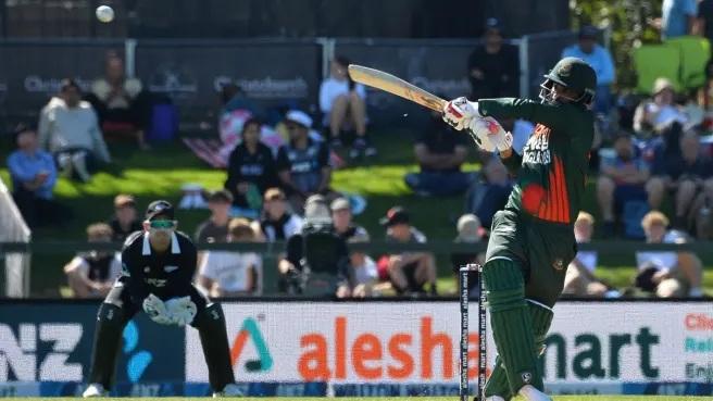 Tamim, Mithun fifties steer Bangladesh to 271