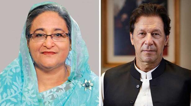 PM Hasina writes to Imran Khan: Bangladesh-Pakistan ties have immense potential