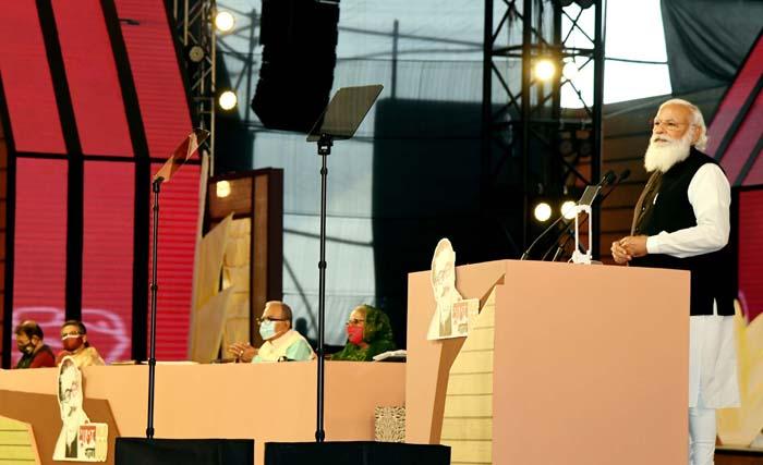 India-Bangladesh joint advancement urgent for regional development: Modi