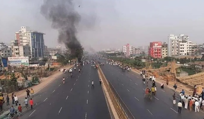 Hefazat's day-long hartal ends amid violence, clashes