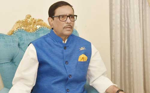 Quader urges people to be united against communal forces