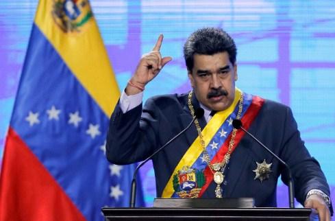 Venezuela calls Facebook suspension of Maduro 'digital totalitarianism'